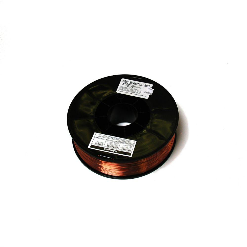 Fil MIG SuperArc<sup>®</sup> L-56 0,030 po (12,5 lb)