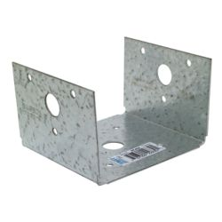 Simpson Strong-Tie BC ZMAX Galvanized Post Base for 4x