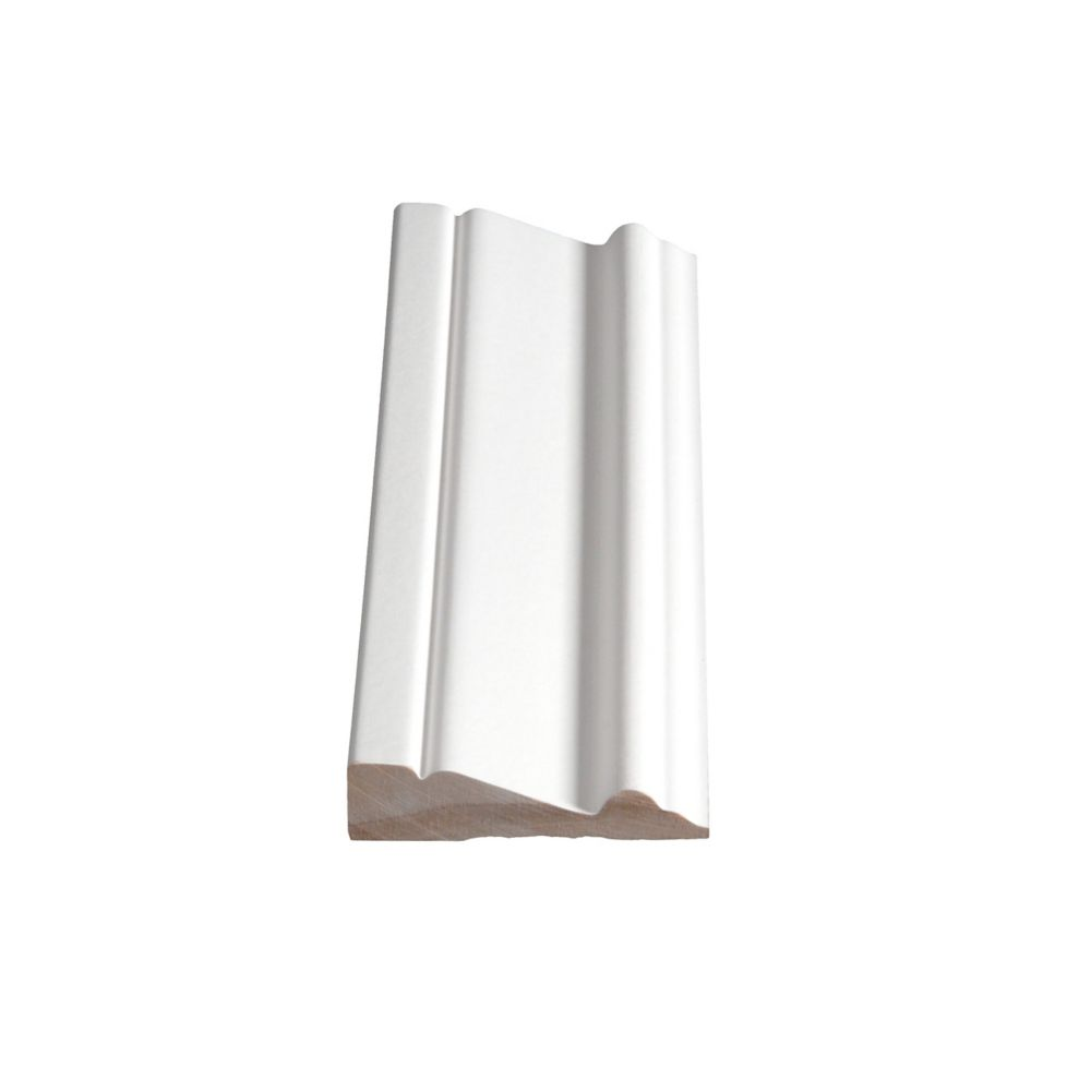 Primed Finger Jointed Pine Casing 11/16 In. x 2-3/4 In. (Price per linear foot)
