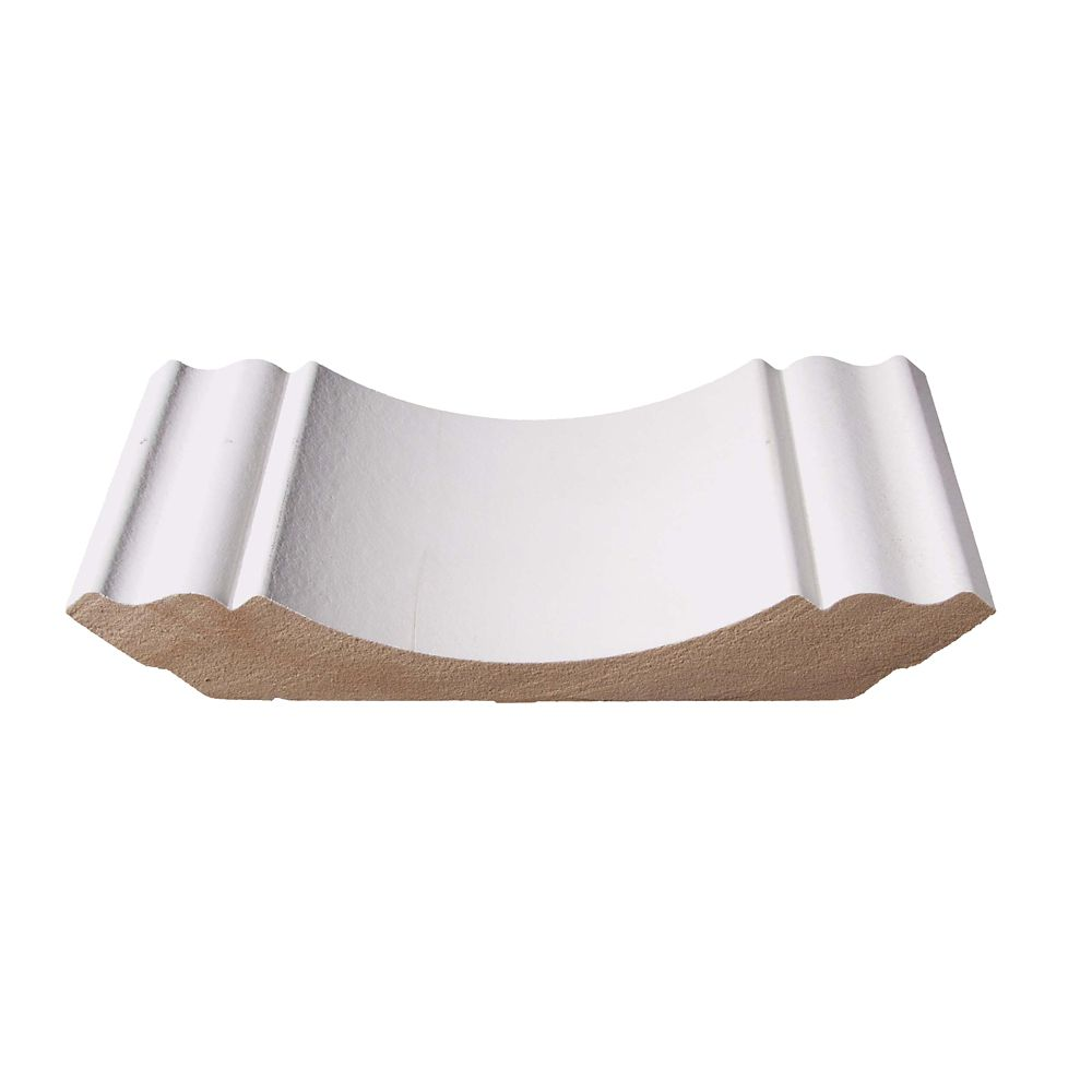 Primed Fibreboard Casing 5/8 In. x 2-5/8 In. (Price per linear foot)