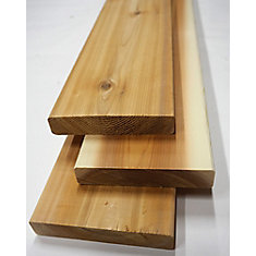Cedar, Composite & Plastic Deck Boards | The Home Depot Canada