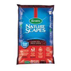 Scotts Paillis Nature Scapes, rouge sierra, 56,6 L