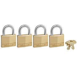 Fortress Pack de 4 clés identiques