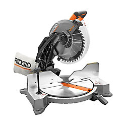 15 Amp 12-inch Dual Bevel Miter Saw with Laser