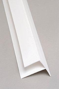 Exceliner Outside Corner Pvc White Moulding 8 Ft The