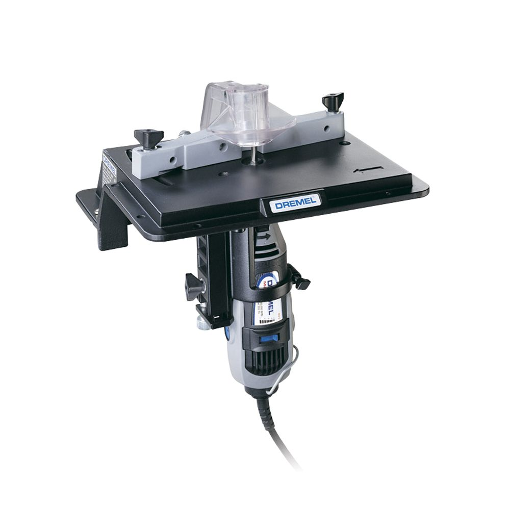 Dremel 8 inch x 6 inch Shaper/Router Table for Rotary Tools