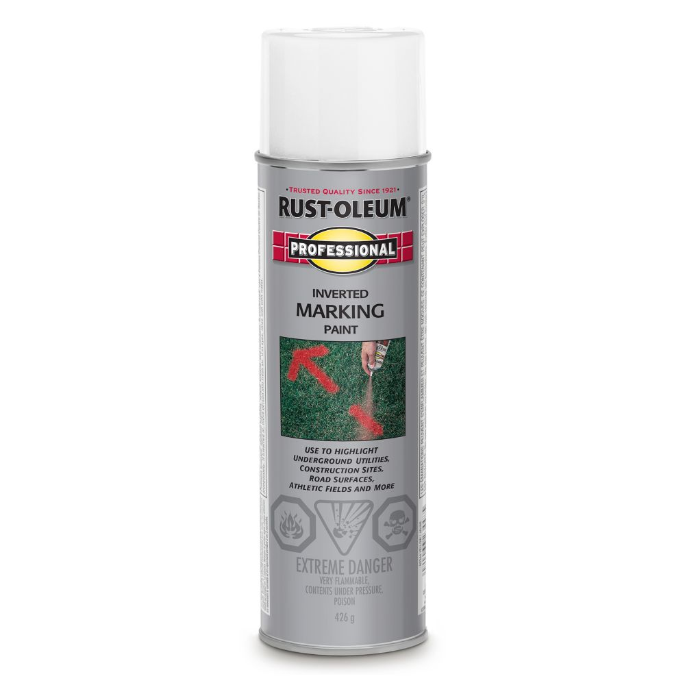 Inverted Marking Paint - White (426g)