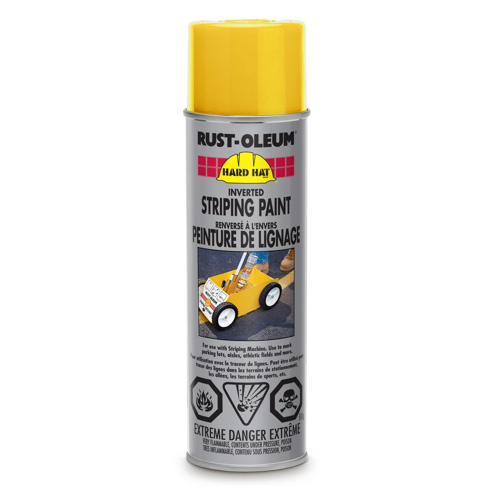 Rust-Oleum Upside Down Yellow 510G N2348838 Canada Discount