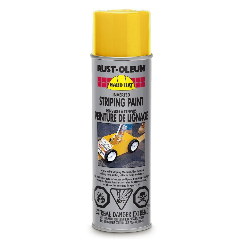 Rust-Oleum Upside Down Yellow 510G