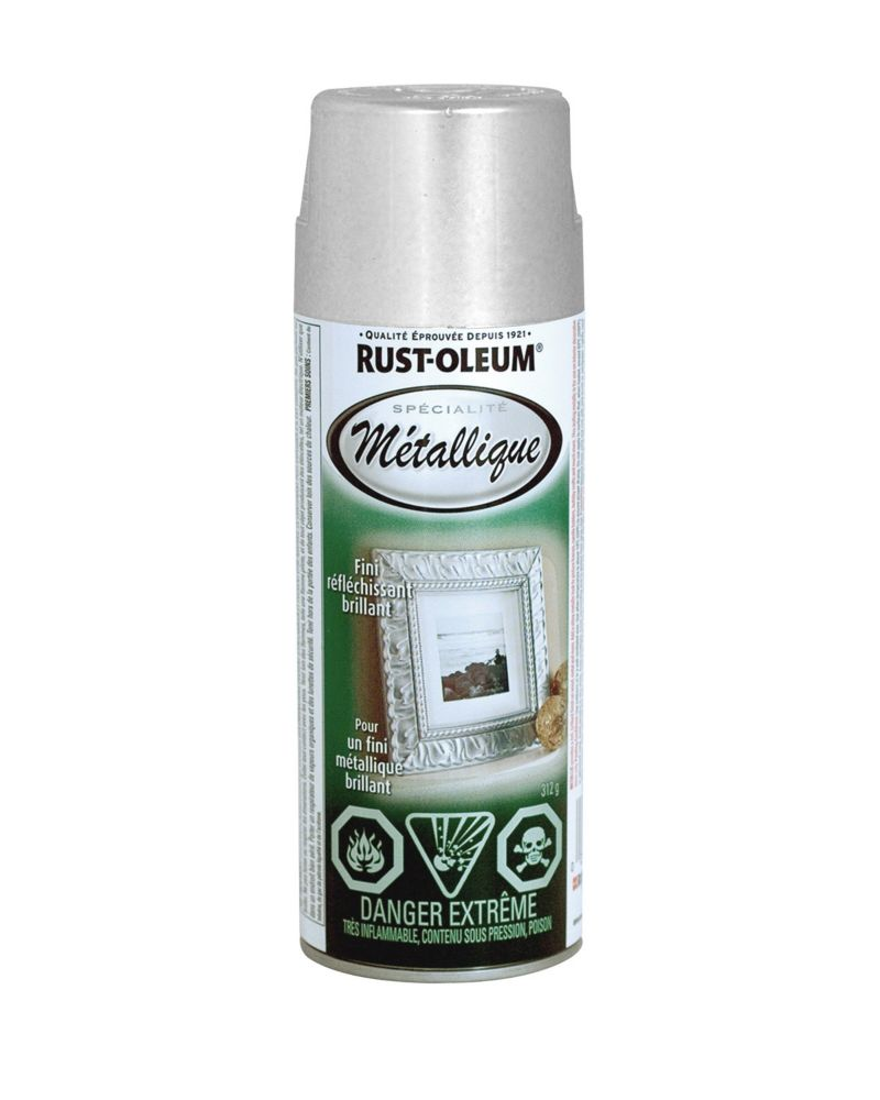 Metallic Finish - Silver (312g Aerosol) N1915 830 Canada Discount
