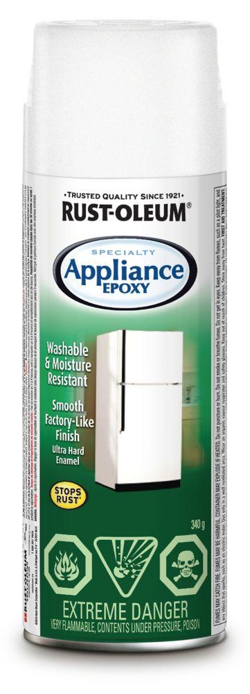 Rust-Oleum Appliance Epoxy - Gloss White (340g Aerosol)