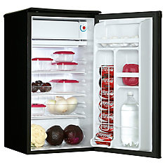 Compact Refrigerator with Freezer  3.2 Cubic Feet