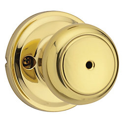 Troy Brass Privacy Knob