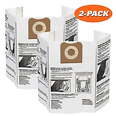 Vacuum Dust Bags VF3502 Type A - 45 L to 60 L (2-Pack)