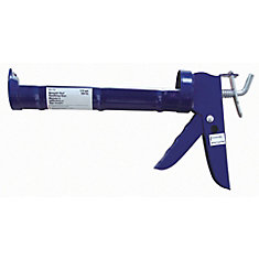 9 Inch Smooth Rod Caulk Gun