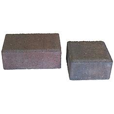 Cobblestone Paver- Set- Red/Tan/Charcoal