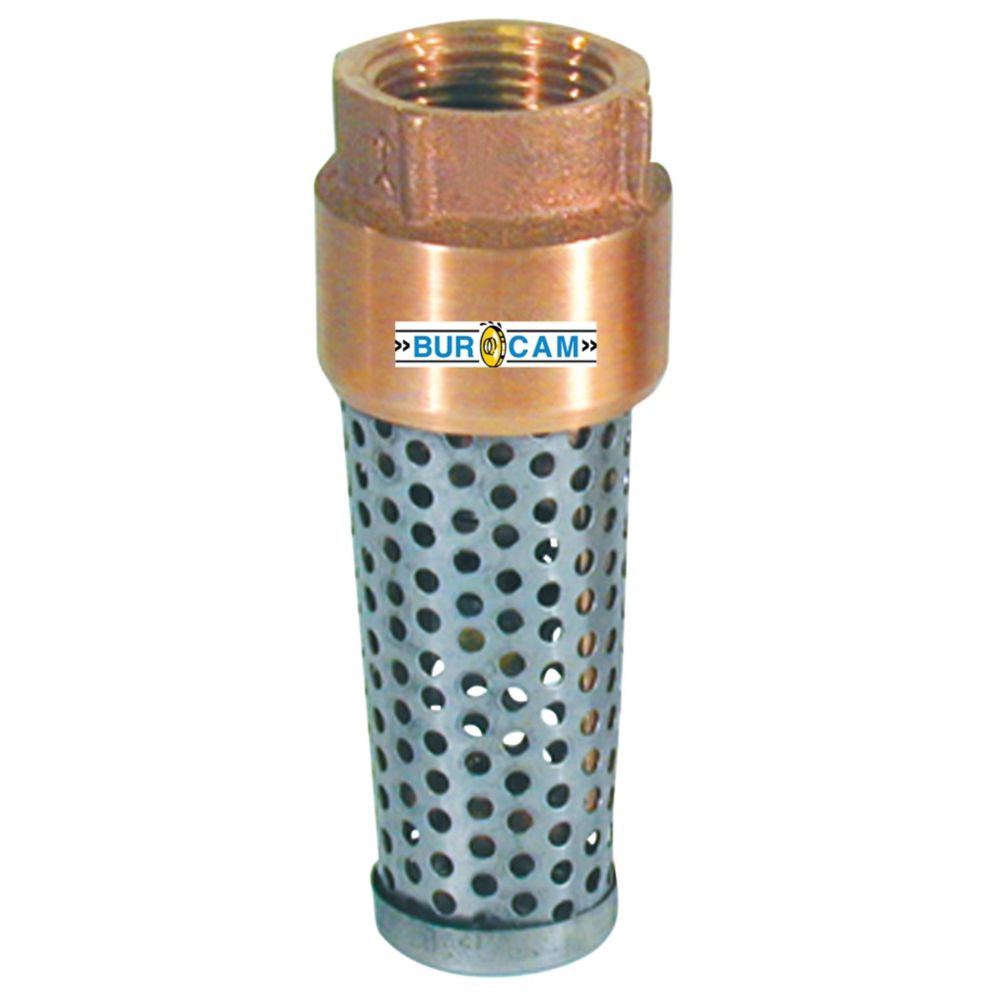 1-1/4 Inch Bronze Foot Valve 750757 in Canada