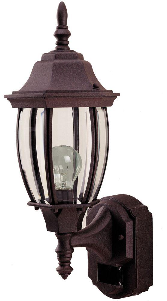 Heath Zenith 180 Degree Motion Sensing Light The Home