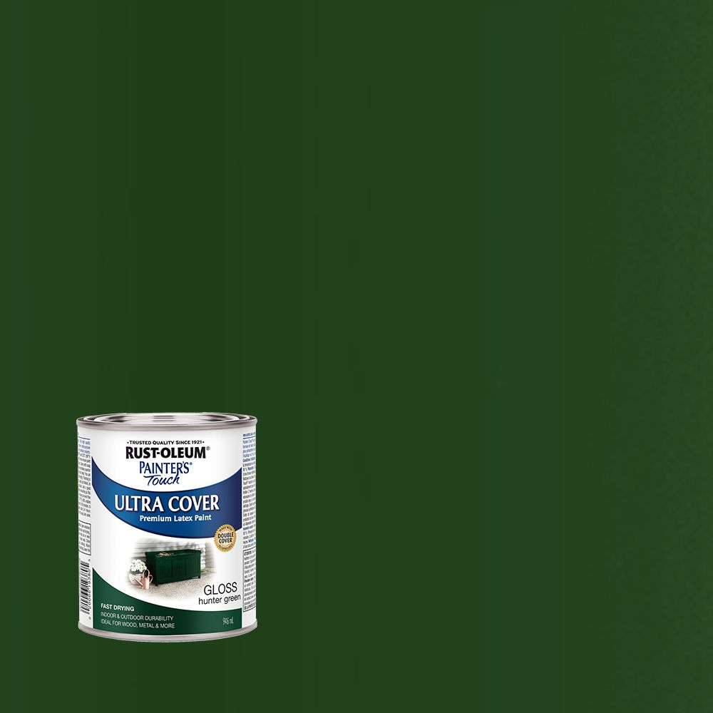 Painters Touch Multi-Purpose Paint - Hunter Green (946ml)