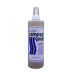 Sun-Mar Waterless Toilet Compost Starter and 475mL Compost Quick
