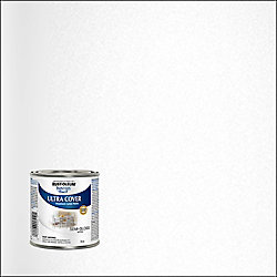 Painter's Touch General Purpose Paint In Semi-Gloss White, 236 Ml