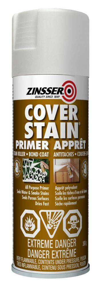 384mL Cover Stain Spray  - Oil Base