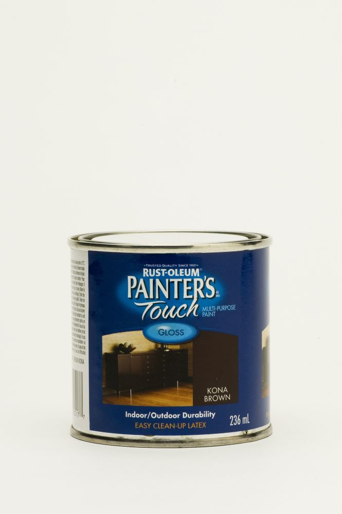 Painter's Touch Multi-Purpose Paint - Kona Brown (236ml)