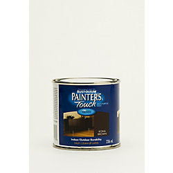 Painter's Touch General Purpose Paint In Gloss Kona Brown, 236 Ml