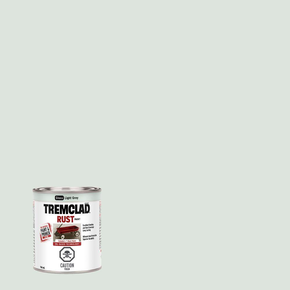 Tremclad Light Grey 946Ml