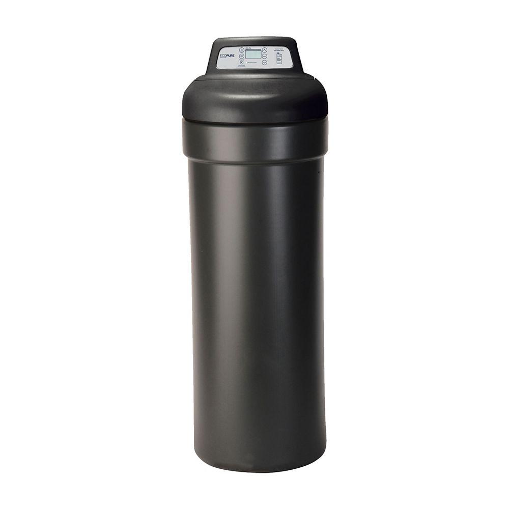EcoPure Adoucisseur d'eau EP31 à haute efficacité et à capacité de 31000grains
