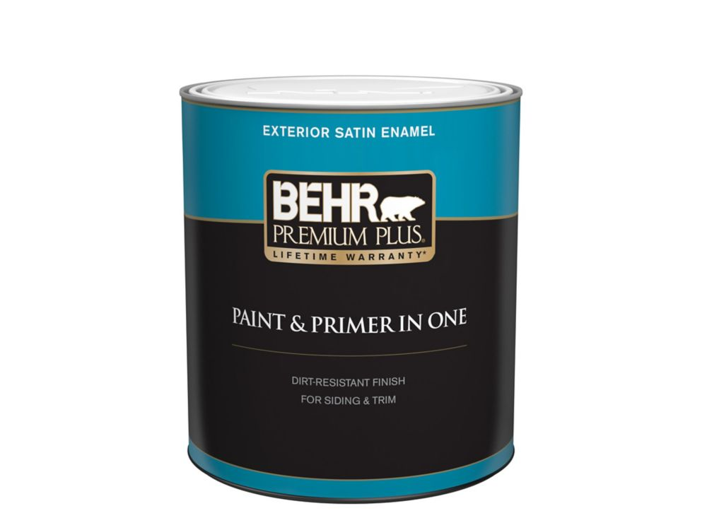 Behr Paint And Primer In One Home Depot