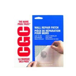 CGC Wall Repair Patch, 6 in x 6 in