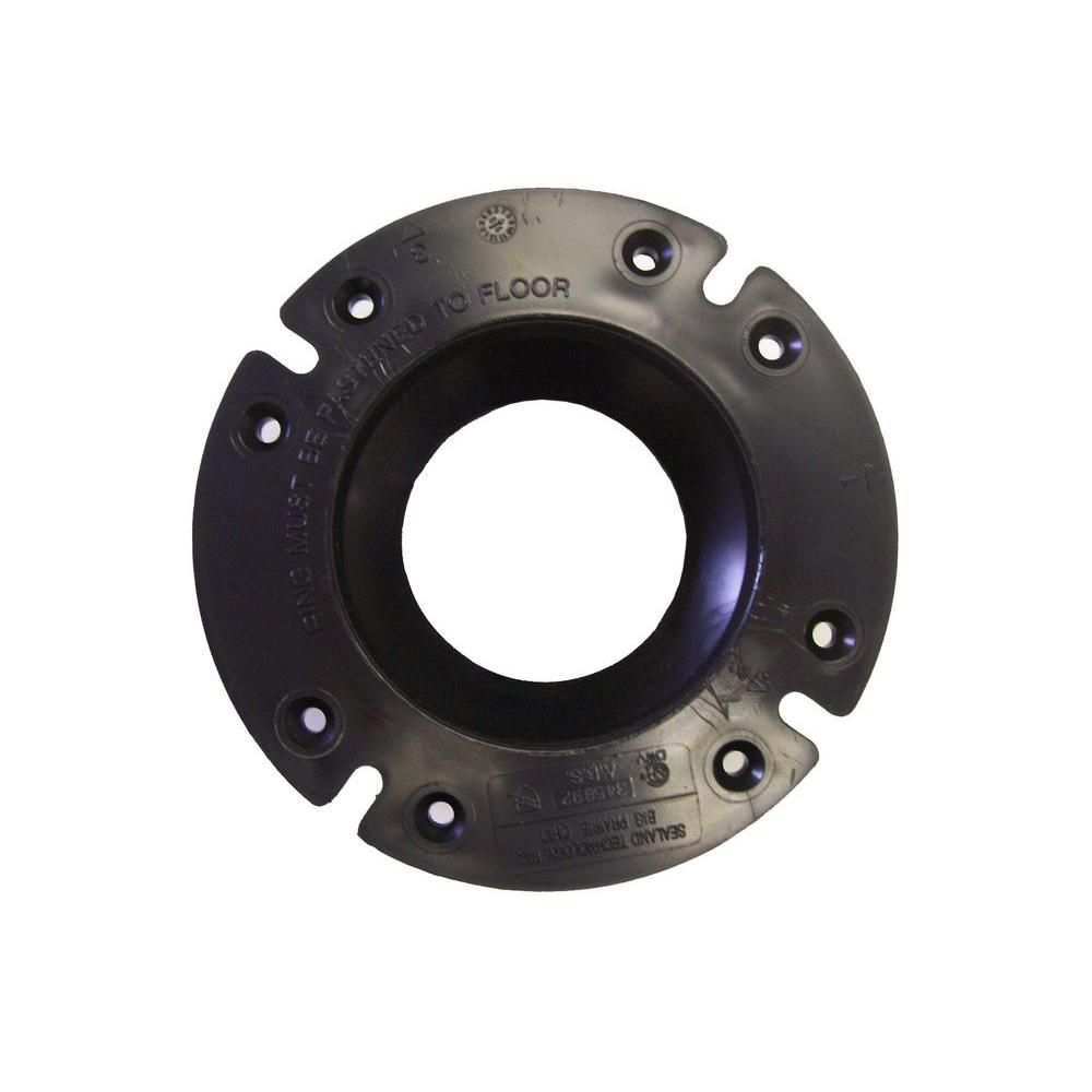 3 inch, 4 Bolt Floor Flange