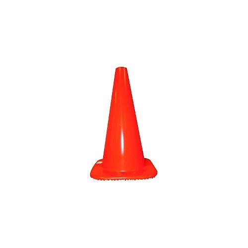 McCordick Traffic Cone 18 inches 3Lb Base Q
