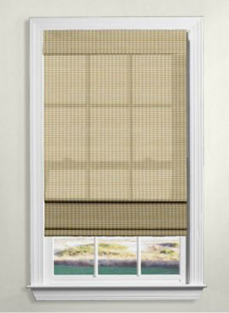 levolor woven woods natural shades the home depot canada