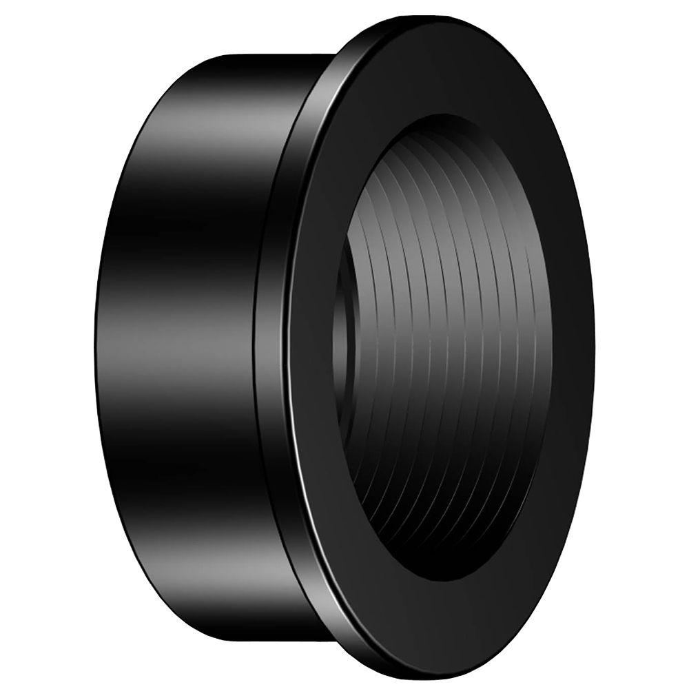 ABS DWV 11/2X3/4 Flush Bushing  SPGxFPT