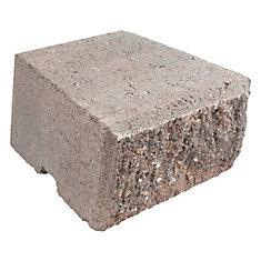 Classic Wedgestone - Mocha/Charcoal Capstone