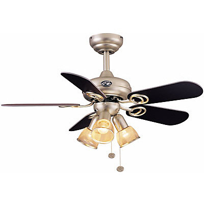 Hampton bay san marino 36 inch led indoor ceiling fan in brushed hampton bay san marino 36 inch led indoor ceiling fan in brushed steel the home depot canada aloadofball Image collections