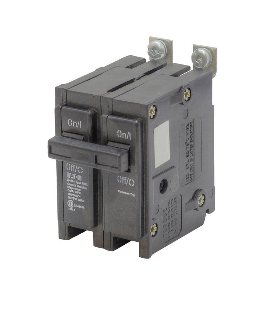 Eaton Bolt-On Replacement Breaker - 2P 15A