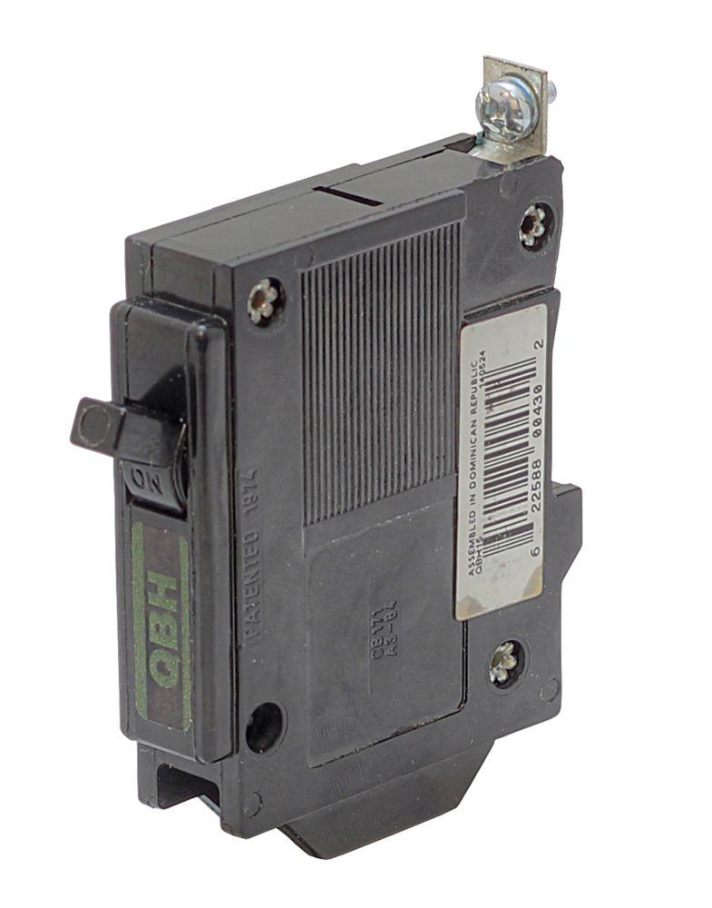 Disjoncteur de replacement boulonné - 1P 15 A