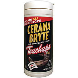 Ceramabryte 23635 Cooktop Touch-up Wipes, 40-ct