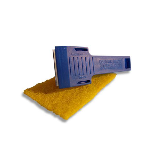 Scraper/Pad Combo