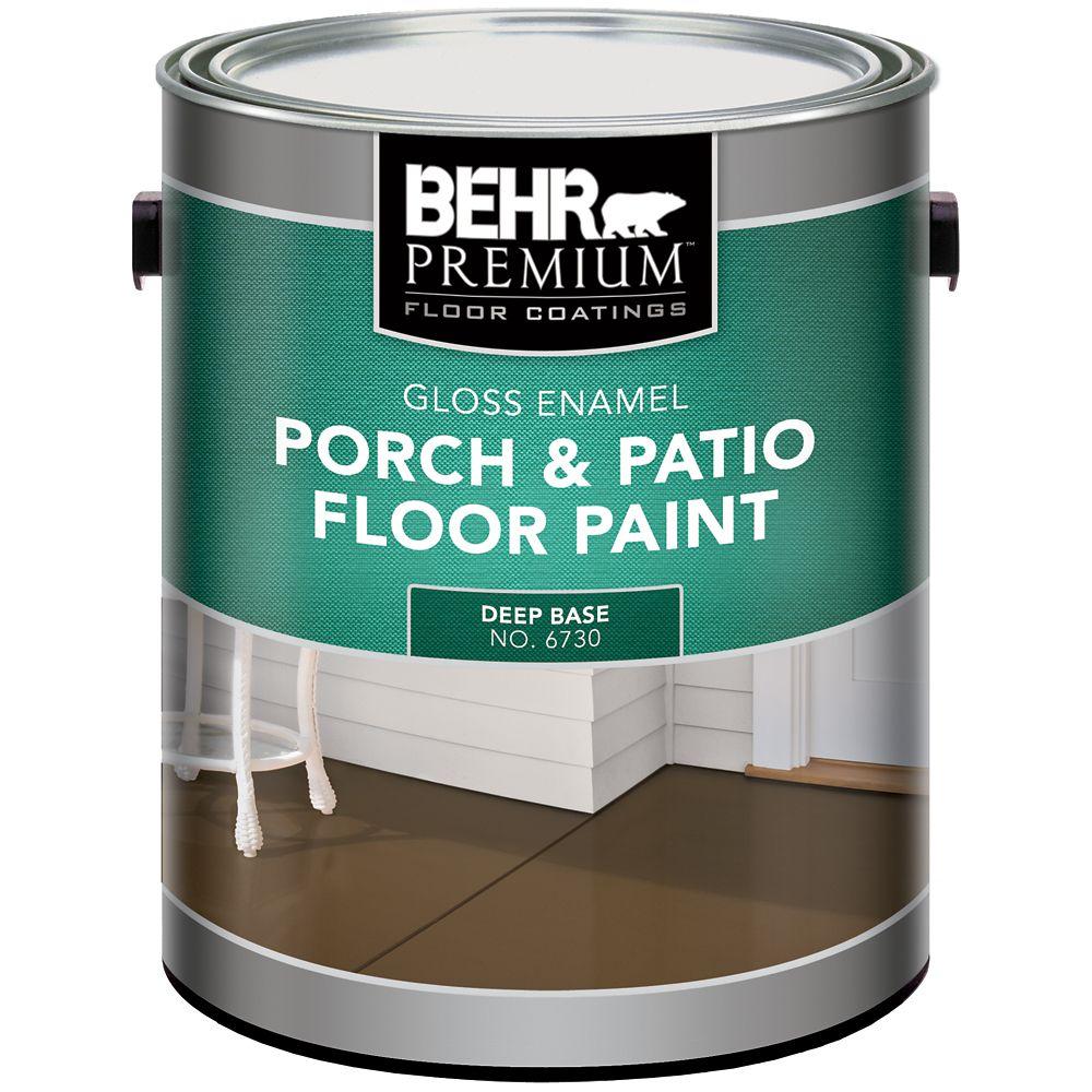 Behr Premium Revêtements De Planchers Peinture Intérieure/Extérieure Pour Planchers - Galerie & P...
