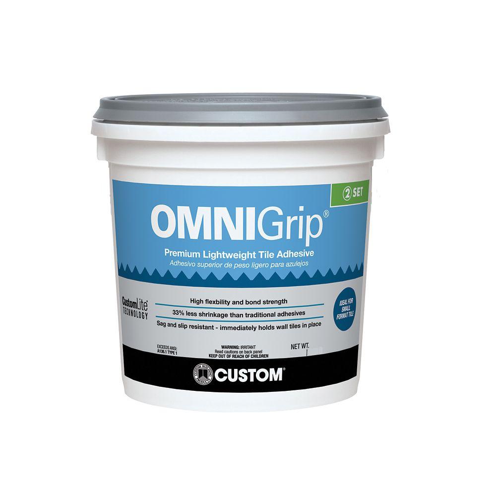 OmniGrip - Adhésif à résistance maximum type 1 .95L