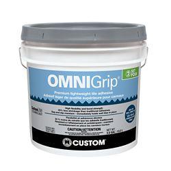 Custom Building Products OmniGrip - Adhésif à résistance maximum type 13.2L