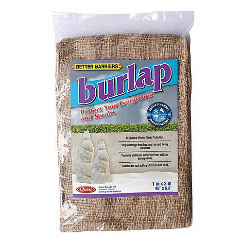 1 m x 3 m Burlap