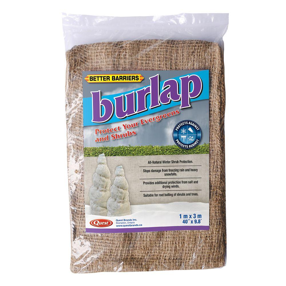 Select Burlap - 1M x 3M