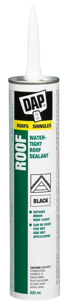 DAP Watertight Roof Sealant  Black - 300 ml