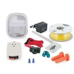Petsafe Deluxe In-ground Radio Fence Pet Containment System