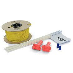 Trousse de câble et fanions à ajouter au système de confinement pour animaux In-Ground Radio Fence